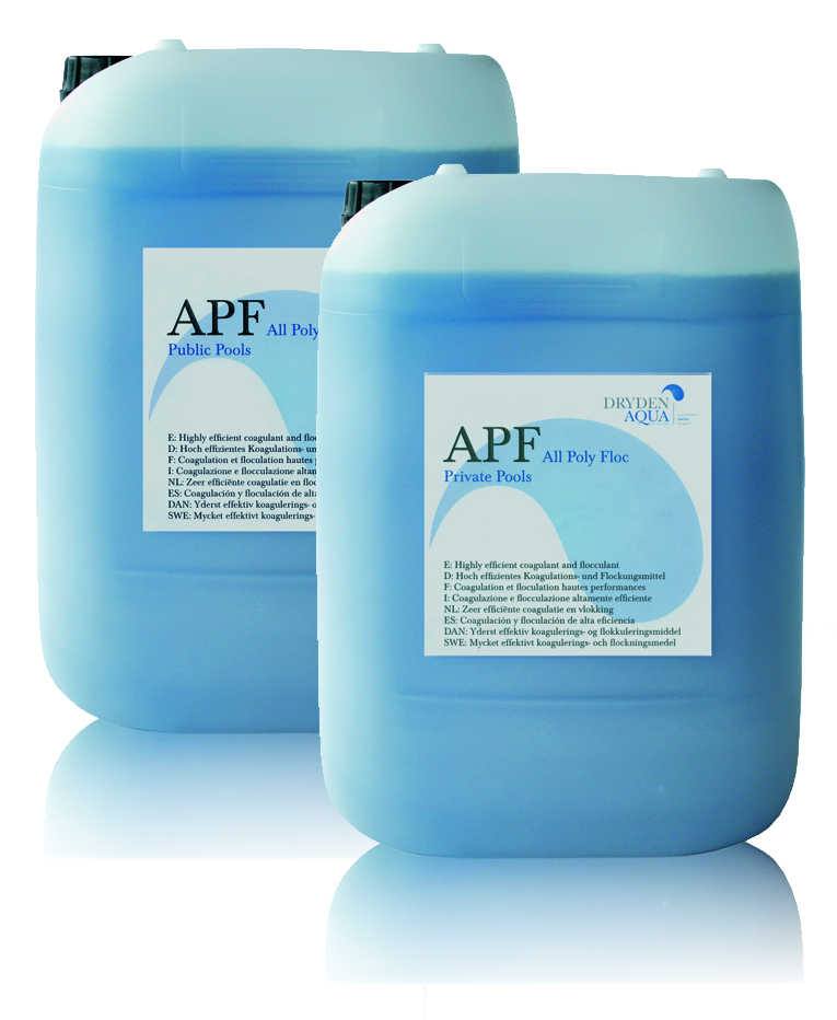 APF® - the best Coagulant and Flocculant