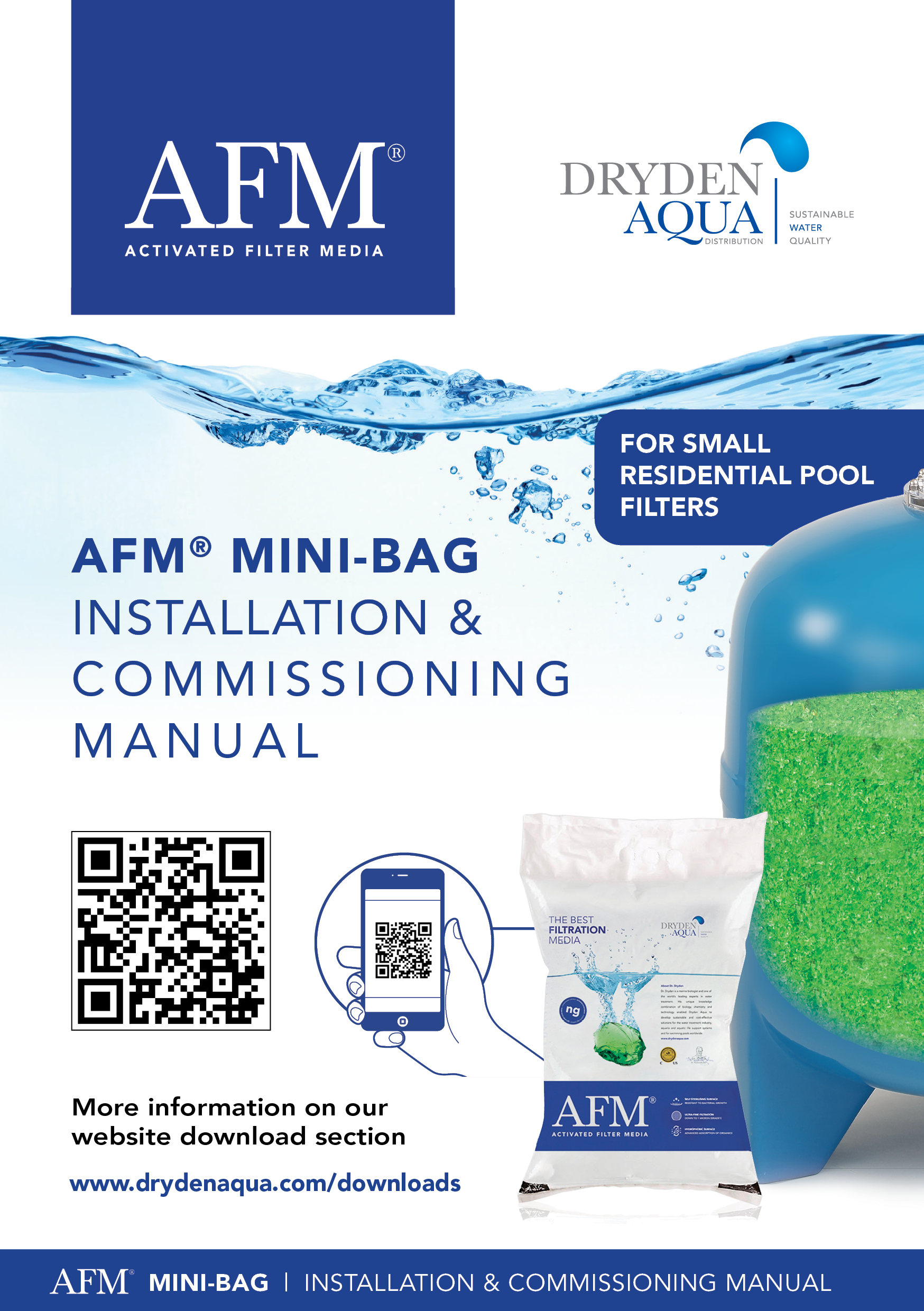 AFM® ng MINI BAG A5 manual English