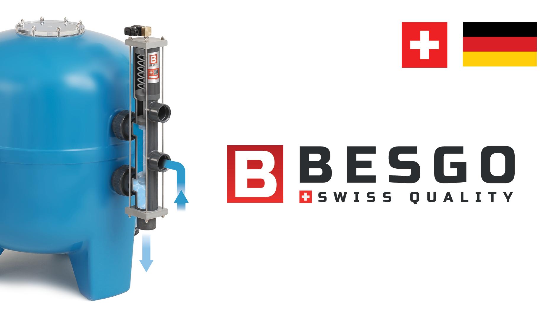 Besgo Installation video German