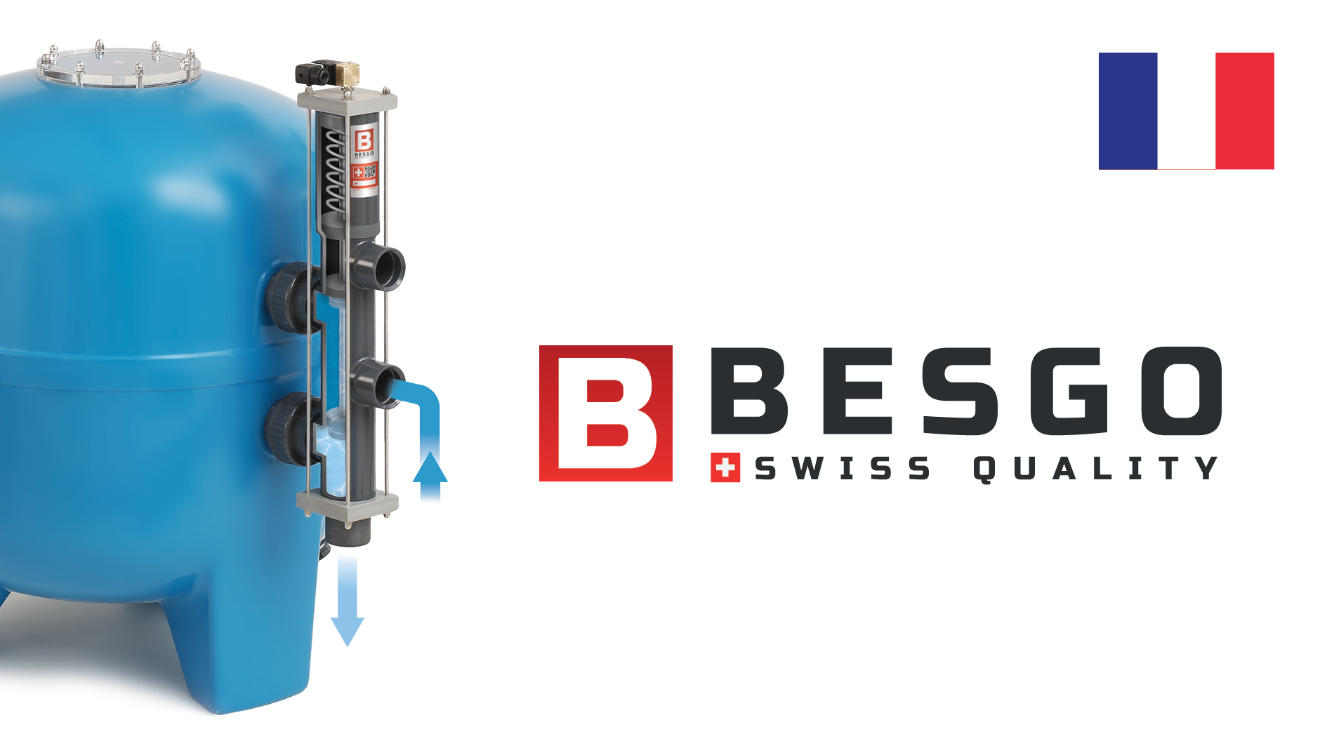 Besgo Installation video French