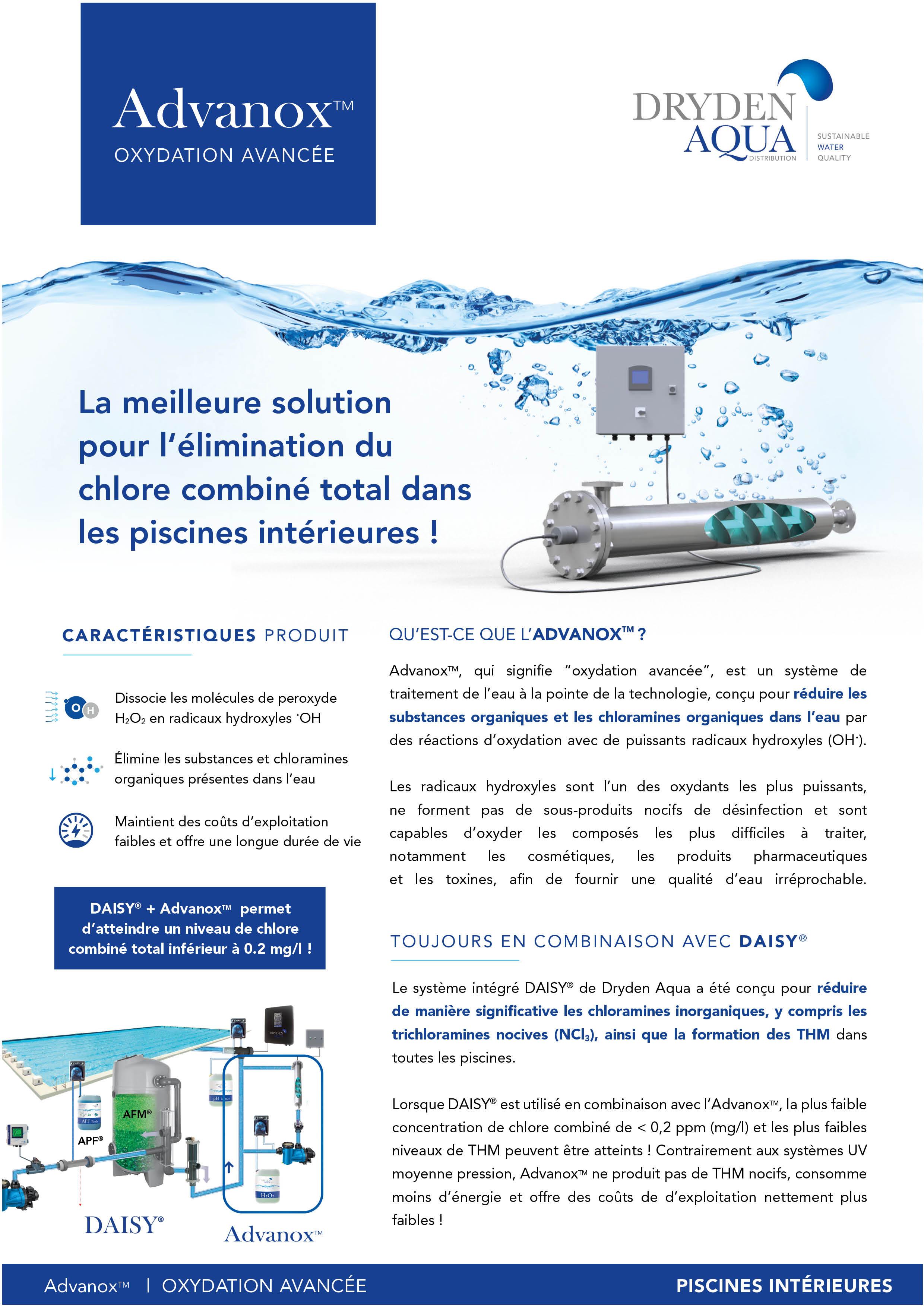 Advanox brochure Français