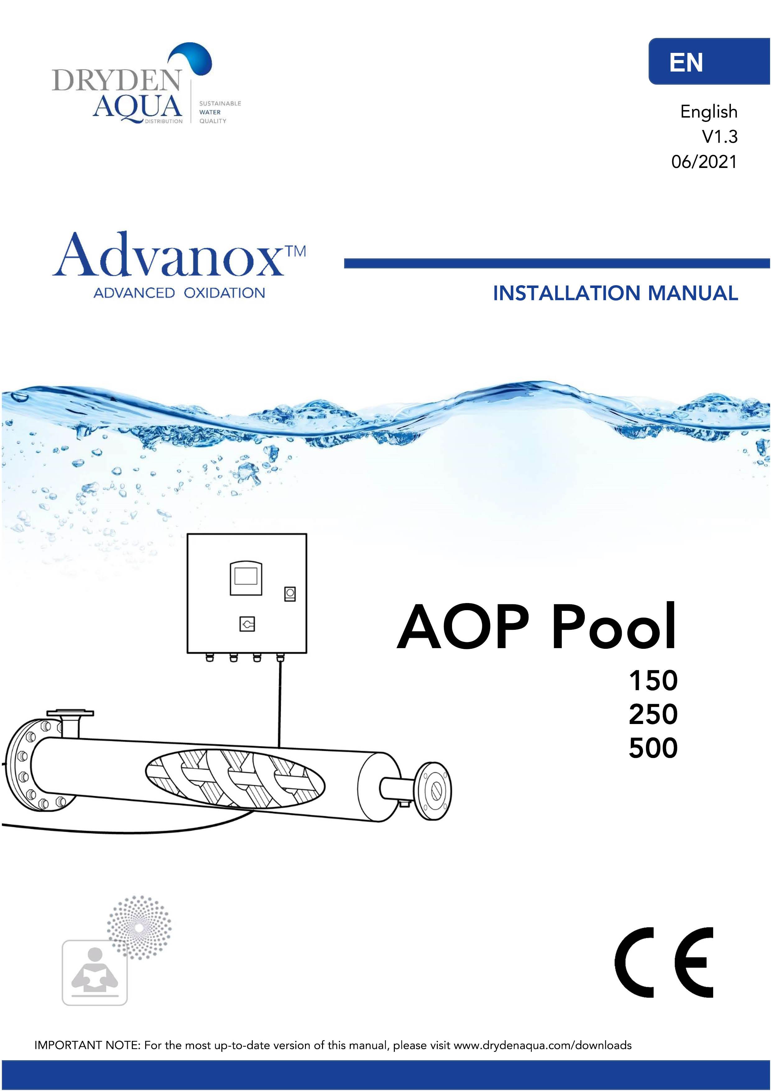 Advanox Manual English