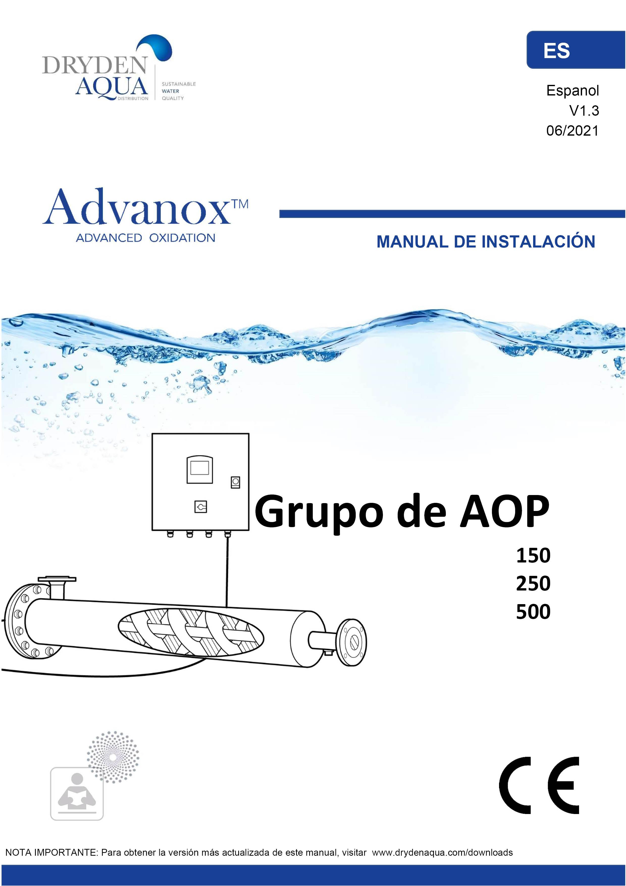 Advanox Manual Espanol