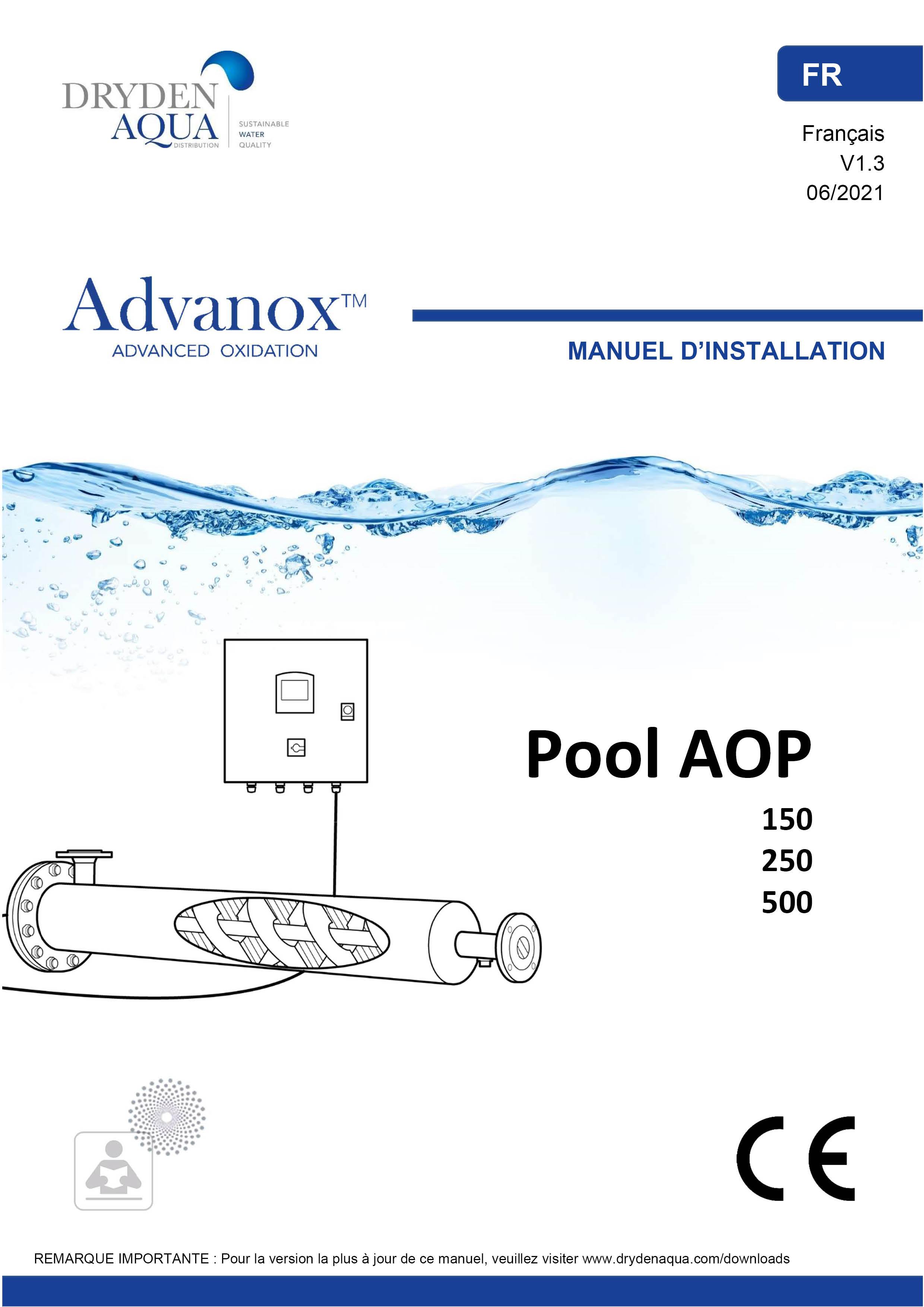 Advanox Manual Français