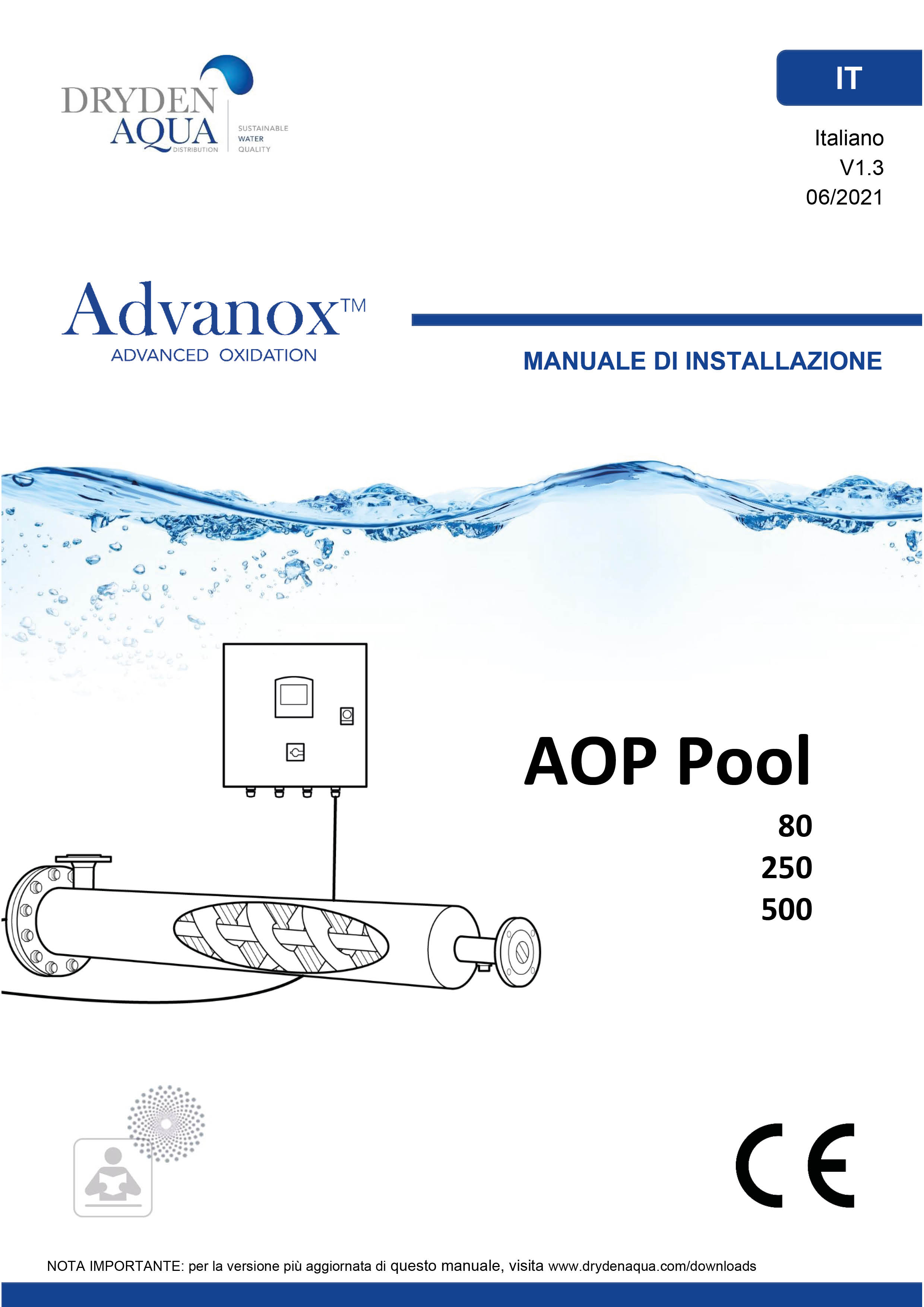 Advanox Manual Italian
