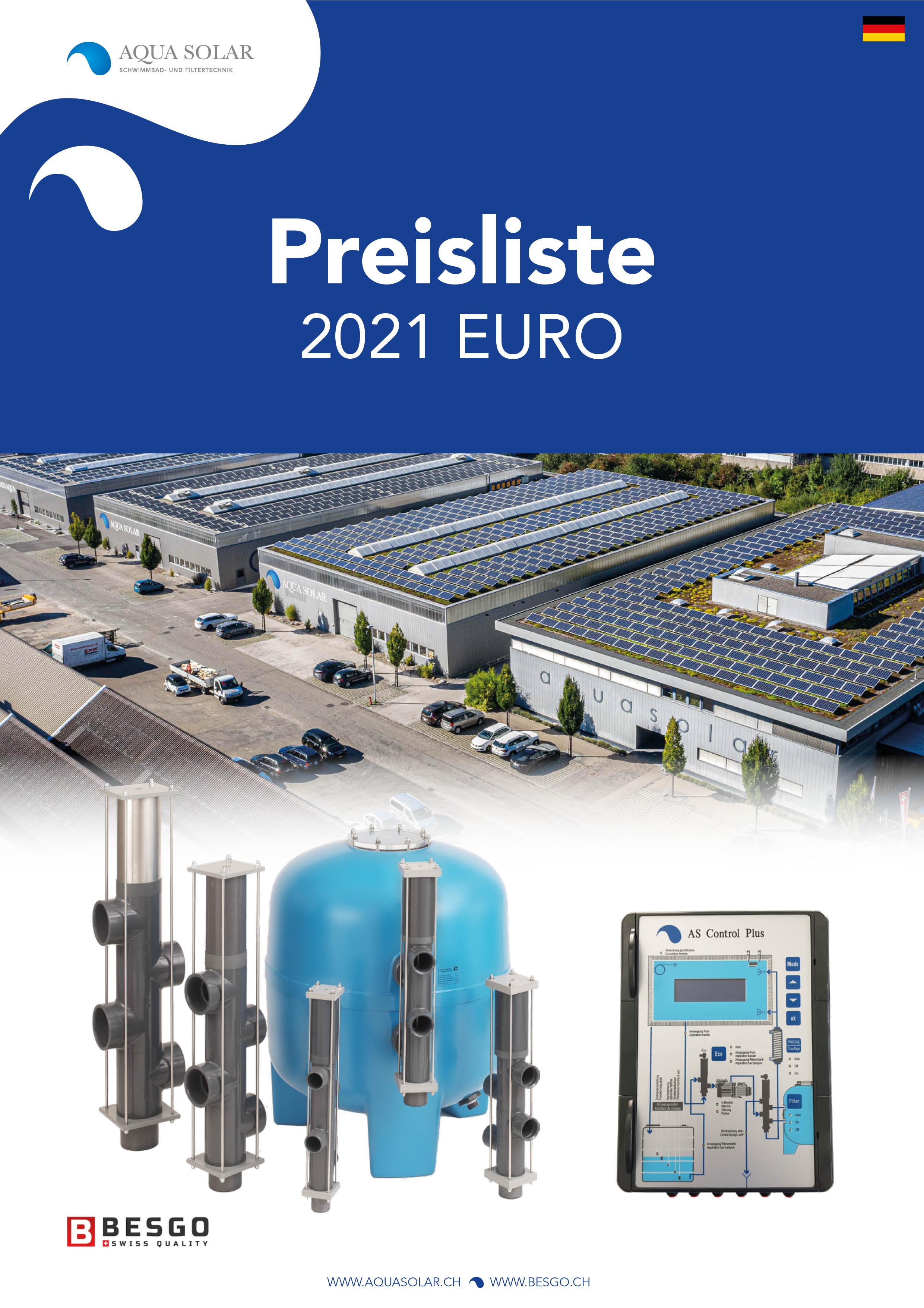 Besgo Export PL July 2021 - EUR - German