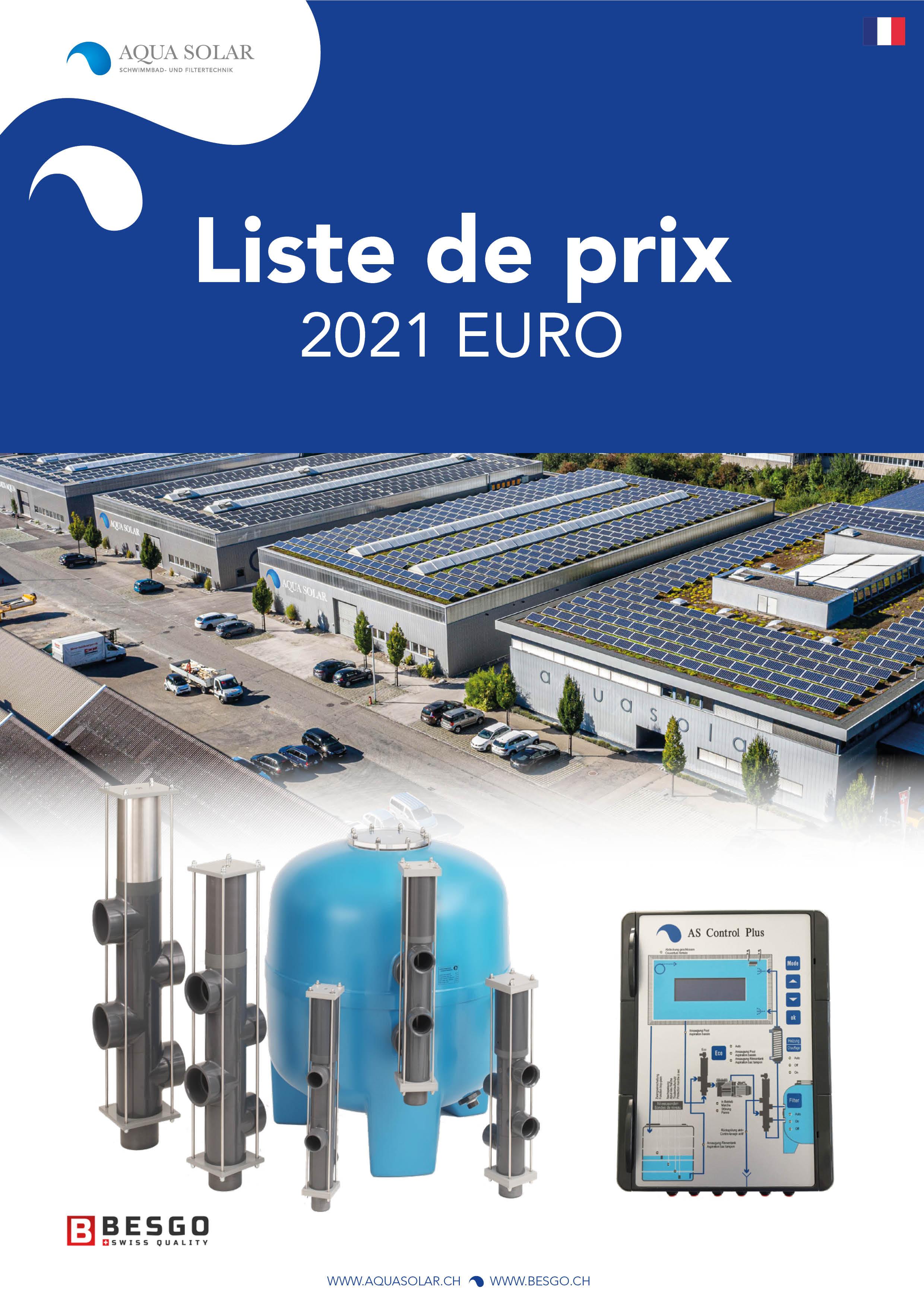 Besgo Export PL July 2021 - EUR - French