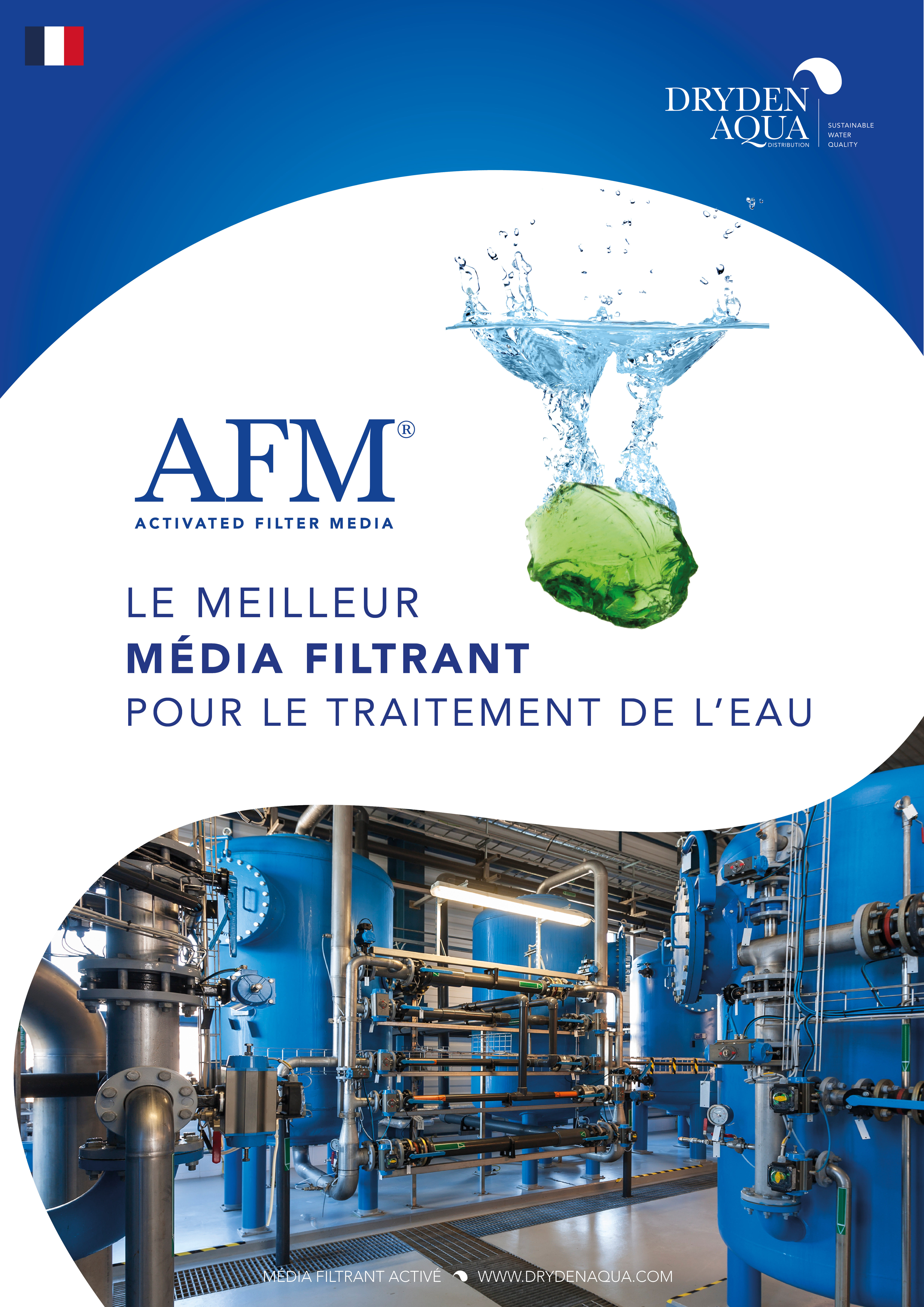 AFM Water Treatment Brochure French