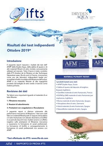 IFTS Report AFM Italian - Ottobre 2019