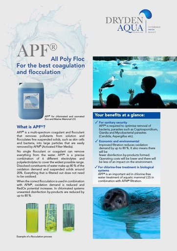 APF brochure Aquariums English