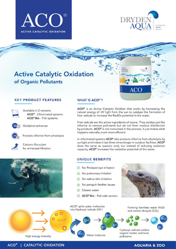 ACO brochure Aquariums English