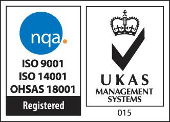 Logo 9001 14001 18001RegUKAS Col