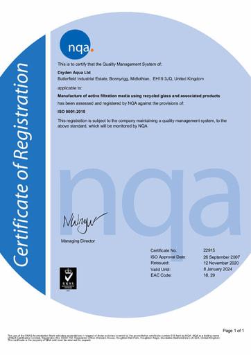 Dryden Aqua ISO 9001 Cert 2018   21