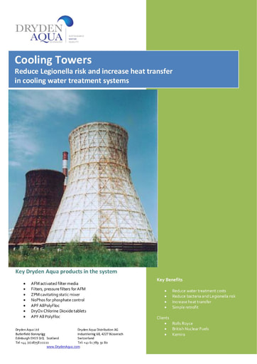 Case Study Cooling tower