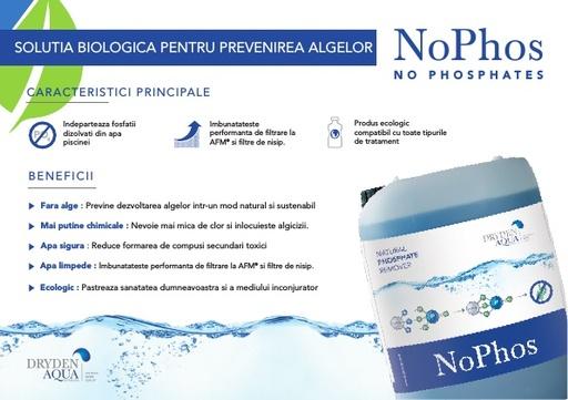 NoPhos A5 brochure Romanian