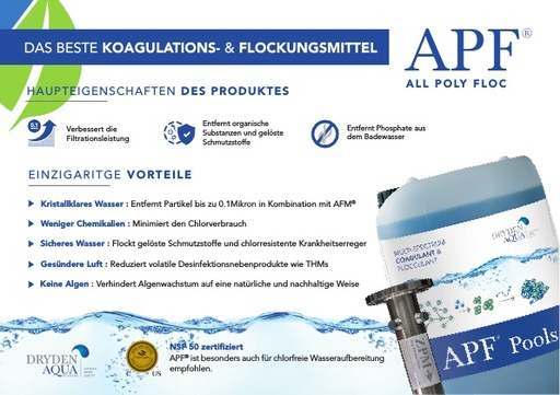 APF A5 brochure German