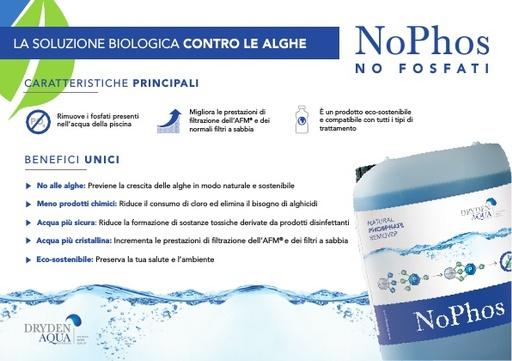 NoPhos A5 brochure Italian