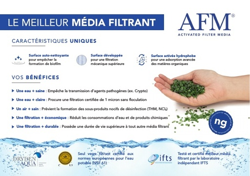 AFM A5 brochure French