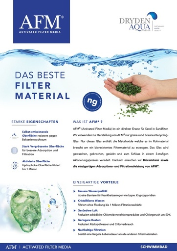 AFM A4 brochure 8 pager German