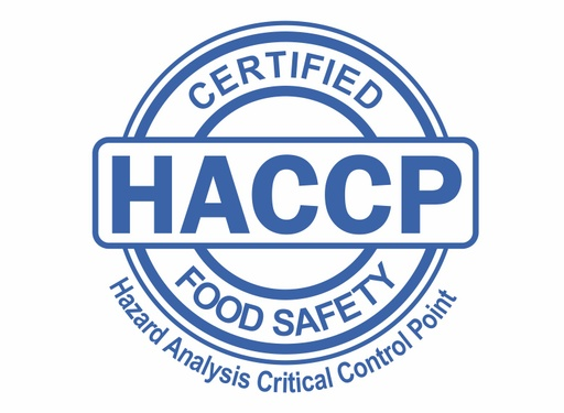 HACCP Certification Logo