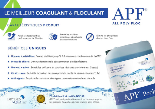 APF A5 brochure French