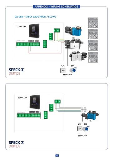 DA-GEN 2020 Manual Appendix - Wiring schematics