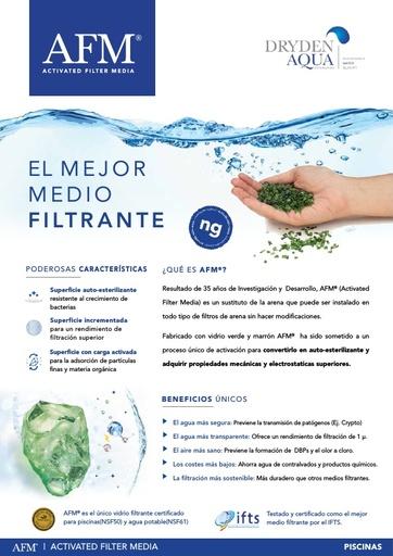AFM A4 brochure 8 pager Español