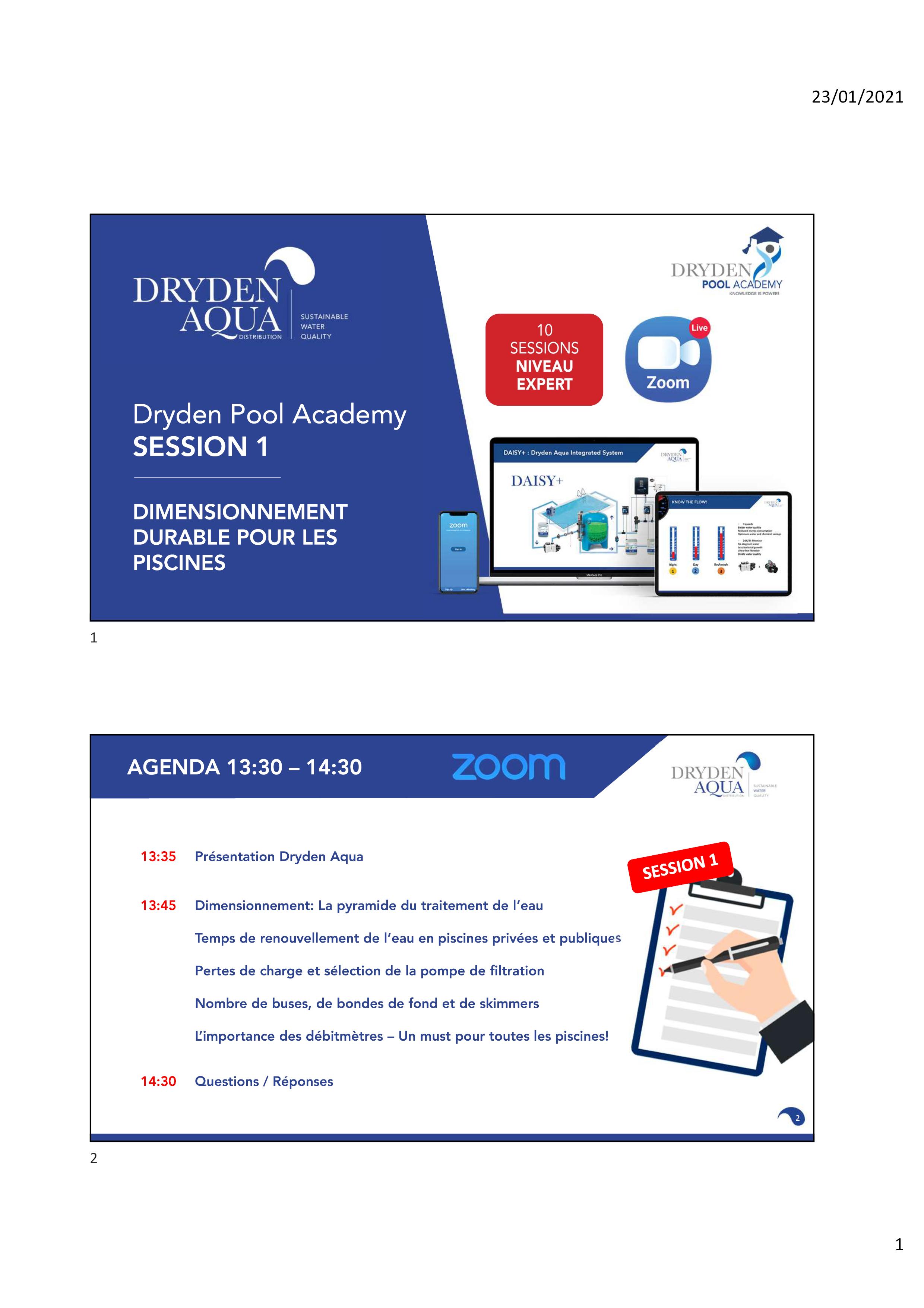 .Presentation SESSION 1 Francais